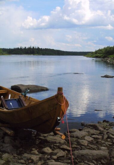 Possible to try traditional boat fishing!